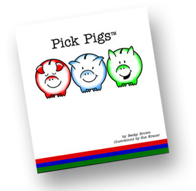The Pick Pigs Book